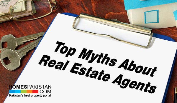 Top Myths About Real Estate Agents