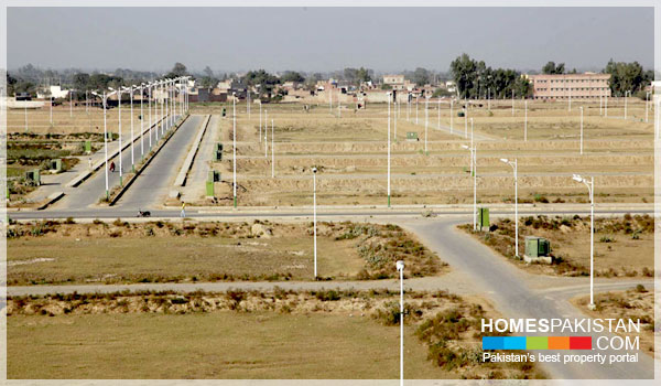 Buying a Residential Plot in Lahore in Low Budget