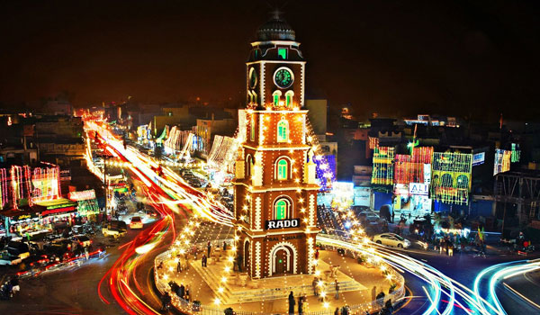 Faisalabad soon to have Pakistan's Largest Expo Centre
