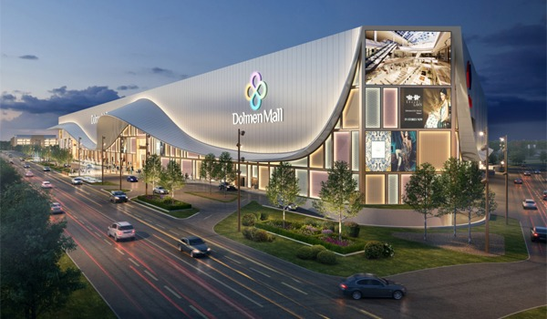 It's Official - Dolmen Mall is Coming Lahore!