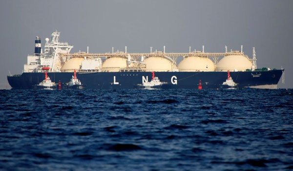 LNG Terminals to be Built in the Next Two Years