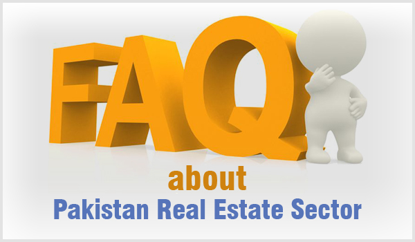 Frequently Asked Questions (FAQs) Related to Pakistan Real Estate