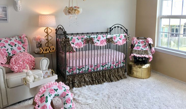 Planning to set up Nursery for Your Little Princess? Take Ideas from us
