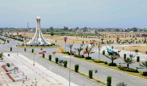New Lahore City - A City within City