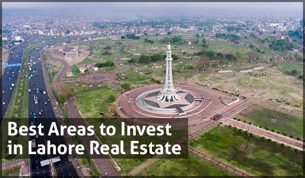 Do You Know Some Best Areas to Invest in Lahore Real Estate?