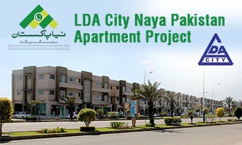 LDA City Naya Pakistan Apartment Project A Revolutionary Step